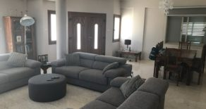 For Rent – 4 bedroom detached house in Agios Athanasios, Limassol