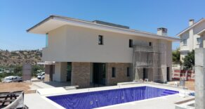Brand new 3 bedroom house in Mesovounia