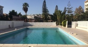 2 bedroom apartment opposite the sea in Moutagiakia