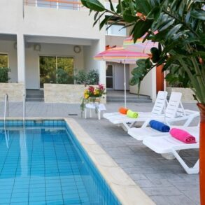 For Sale – 2 bedroom apartment in Tourist area, Limassol