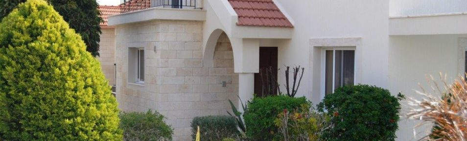 4 bedroom detached house in Ayios Tychonas