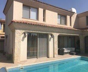 For Rent – Near Silverline School, Limassol – Luxury 3 bedroom detached house