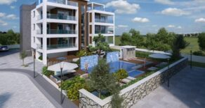Brand new 2 bedroom apartment in Potamos Yermasoyia