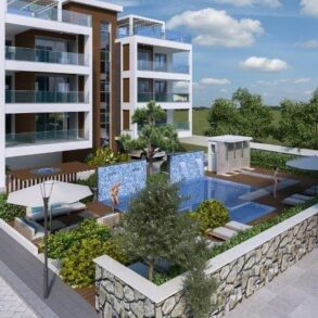 For Sale – Brand new 3 bedroom apartment in Potamos Germasogeia, Limassol