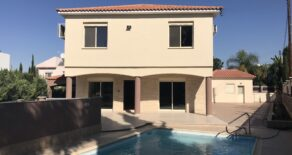For Sale – 4 bedroom brand new house in Potamos Germasogeia, Limassol