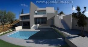 4 bedroom brand new detached house in Parekklisia