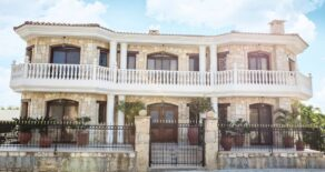 For Sale – Luxury classic 6 bedroom detached villa in Agia Fyla, Limassol