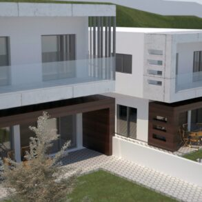 For Sale - Brand new 3 bedroom detached houses in Agia Fyla, Limassol