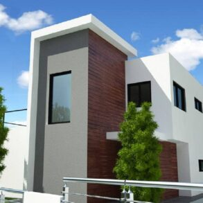 For Sale - Brand new 3 bedroom modern detached house in Akrounda, Limassol