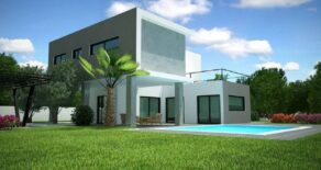For Sale – Brand new 3 bedroom modern detached house in Akrounda, Limassol