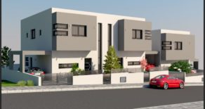 Brand new 3 bedroom semi-detached houses in Ayios Athanasios