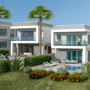 For Sale – Brand new 3 bedroom detached house in Germasogeia, Limassol