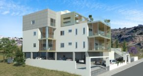 Brand new 1, 2 & 3 bedroom apartments in Ayios Athanasios