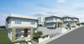 For Sale – Brand new 3 bedroom detached houses in Finikaria, Limassol