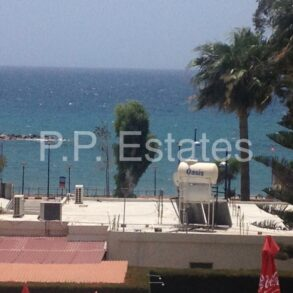 For sale - Potamos Germasogeia opposite the seafront – 3 bedroom apartment with sea view