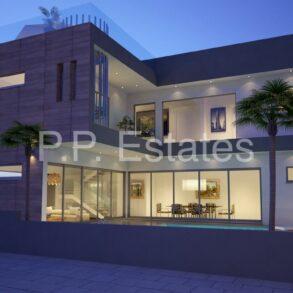 For Rent- Ekali – New 3 bedroom detached modern house