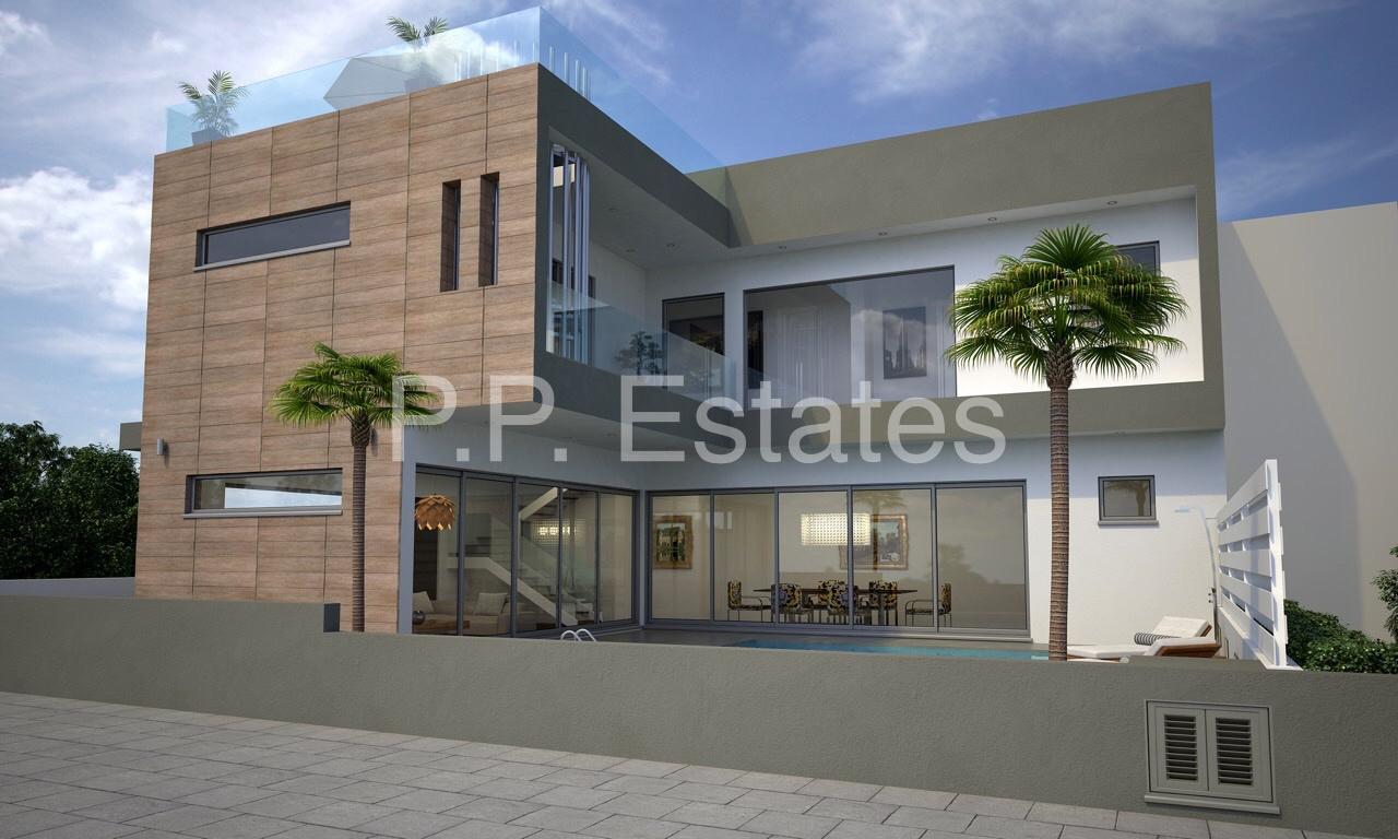For rent ekali new 3 bedroom detached modern house