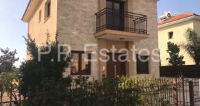 For Sale – 3 bedroom detached house in Pyrgos, Limassol