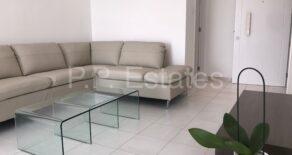 3 bedroom renovated apartment opposite the sea in Potamos Yermasoyia