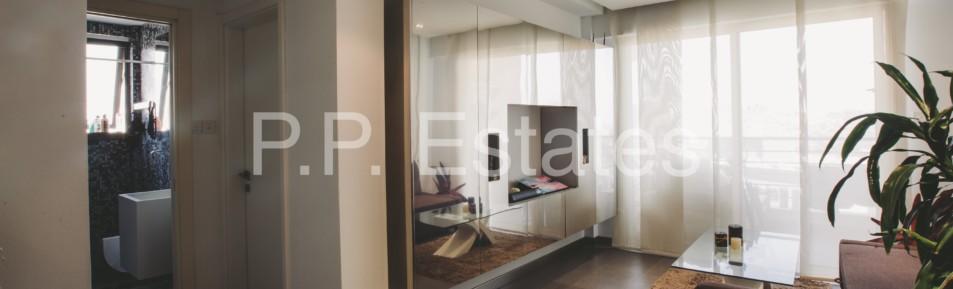 Modern 1 bedroom apartment in Yermasoyia Village