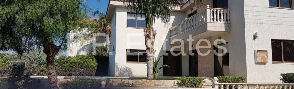 For Rent – 3 bedroom detached house in Pentakomo, Limassol