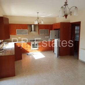 For Rent - 3 bedroom detached house in Pentakomo, Limassol