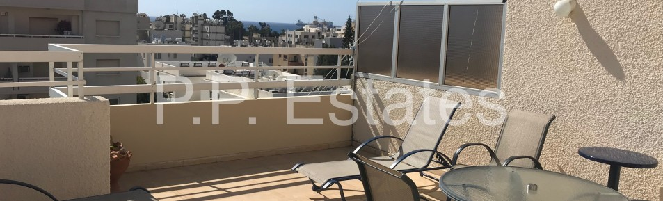 Spacious 3 bedroom apartment in Papas area
