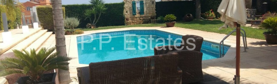 4 bedroom spacious detached house in Ayias Sylas