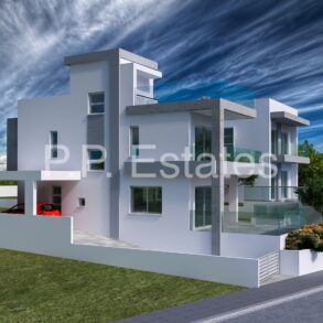 For Sale - Parekklissia– Brand new 3 bedroom house, with sea views