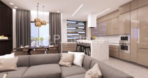 Brand new 2 & 3 bedroom apartments in Potamos Yermasoyia