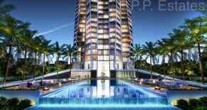 For Sale – Luxury 2, 3 & 4 bedroom apartments in a sky rise tower in Potamos Germasogeia, Limassol