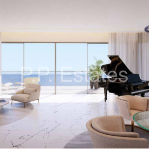 Luxury high rise 2, 3 & 4 bedroom apartments opposite the beach in Neapolis