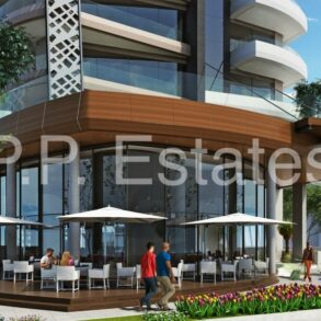 For Sale - Potamos Yermasoyia – Luxury high rise 2 & 3 bedroom apartments opposite the beach,