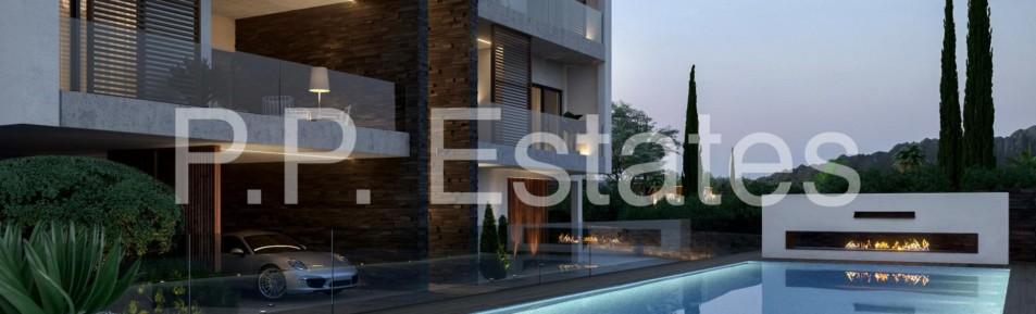 Brand new 3 bedroom luxury apartments in Potamos Yermasoyia