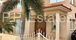 For Sale – 4 bedroom semi-detached house in Kato Polemidia, Limassol