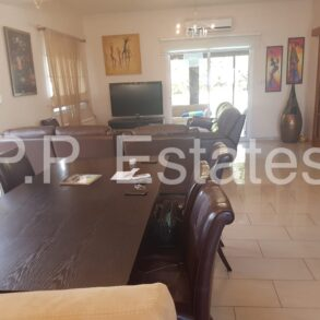 For Rent - Ayios Tychonas – 3 bedroom detached house