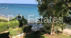Directly on the beach – 2 bedroom quality apartment in Potamos Yermasoyia