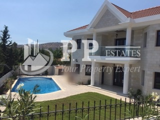 For Sale – 4 bedroom brand new detached house in Agios Tychonas, Limassol