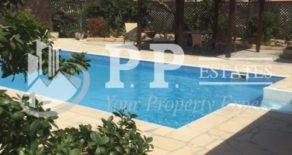 For Sale – 4 bedroom detached house on a large plot in Parekklisia, Limassol