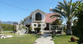 For Sale – 3 bedroom detached house + guest quarters in Parekklisia, Limassol