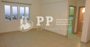 3 bedroom unfurnished apartment in Panthea with sea views