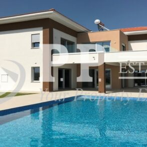 4 bedroom brand new detached house in Moutayiakka