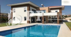 For Sale – 4 bedroom brand new detached house in Moutagiakka, Limassol