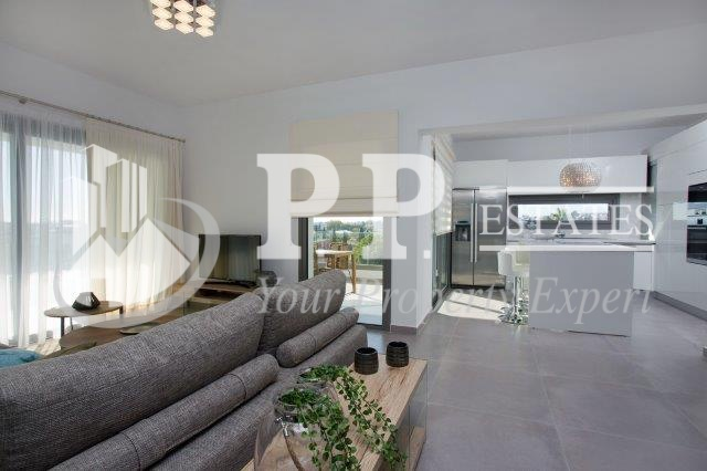 New 3 Bedroom Whole Floor Apartment In Potamos Yermasoyia