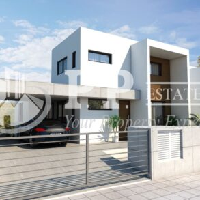 Brand new 4 bedroom house in Parekklisia