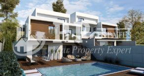 For Sale – Brand new 4 bedroom house in Parekklisia, Limassol