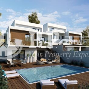 Brand new 4 bedroom house in Parekklisia.