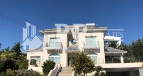 Luxury 5 bedroom villa for rent or sale in Mesovounia