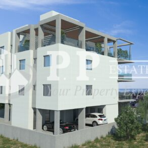 Brand new 1 & 2 bedrooms + penthouse apartments in Ayios Athanasios