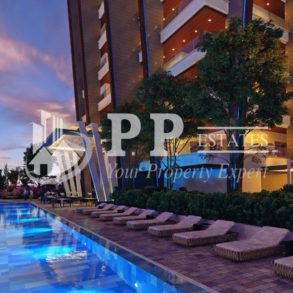 Brand new high rise 2 & 3 bedroom apartments 300m from the beach in Potamos Yermasoyia